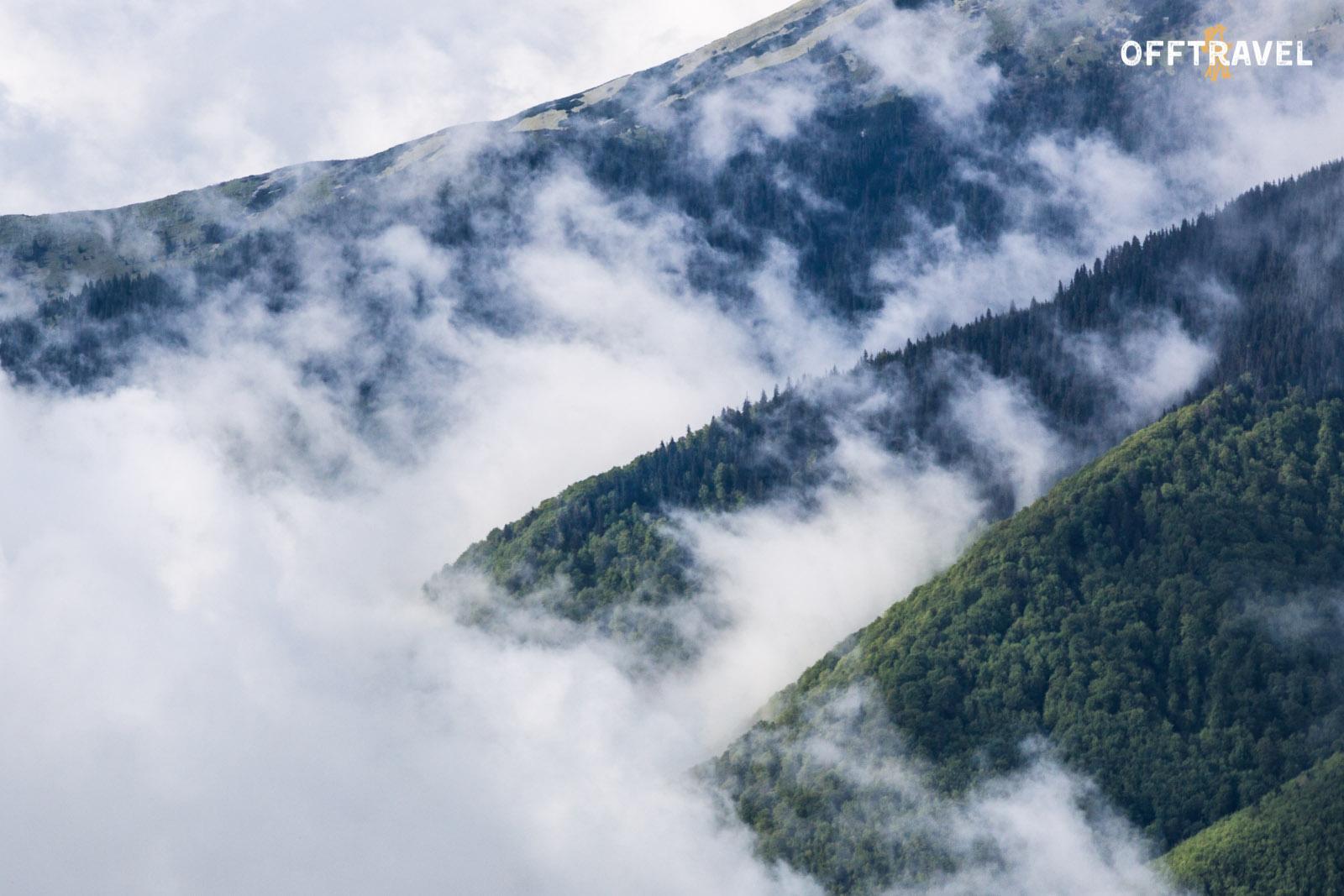 Jesienne Gorgany - wyprawa trekkingowa w Karpaty Ukraińskie