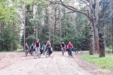 Wycieczka rowerowa na Podlasie, aktywny weekend Offtravel
