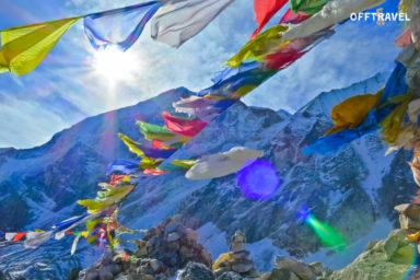 Sylwester pod Everestem