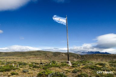 Gringo w Patagonii