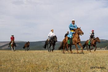 Mongolia w Siodle – FILM
