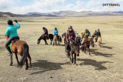 Majówka w Mongolii