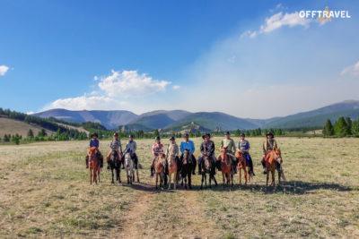 Konno przez Mongolię c.d.