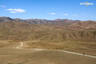 Mongolia na Dwóch Kółkach