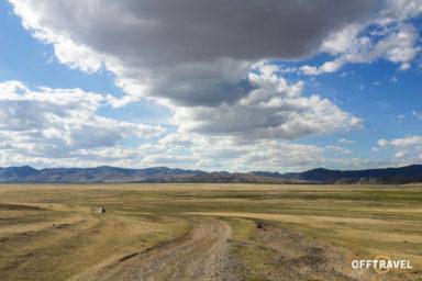 Wyprawa rowerowa Mongolia