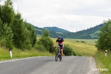 Rowerem wokół Tatr