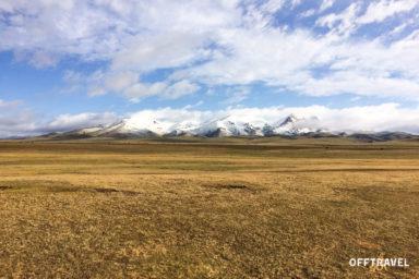 Kirgistan Galopem