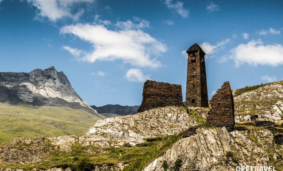 Szlakiem Kamiennych Wież