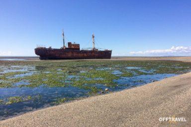 Peninsula Mitre – w kierunku krańca Ziemi