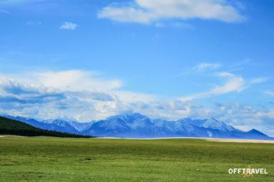 Mongolia w Siodle